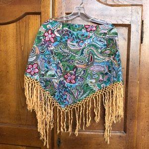 NWT Lucky Brand scarf